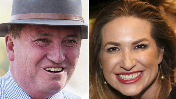 Dear Barnaby, it's time to shut your mouth