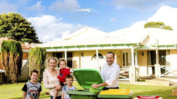 First Perth council to trial food compost system claims big success