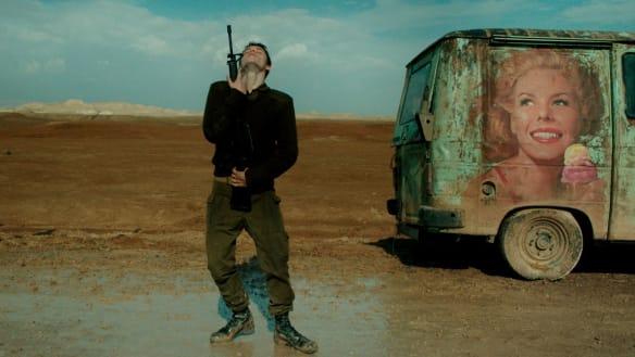 Scene from the Israeli film Foxtrot.