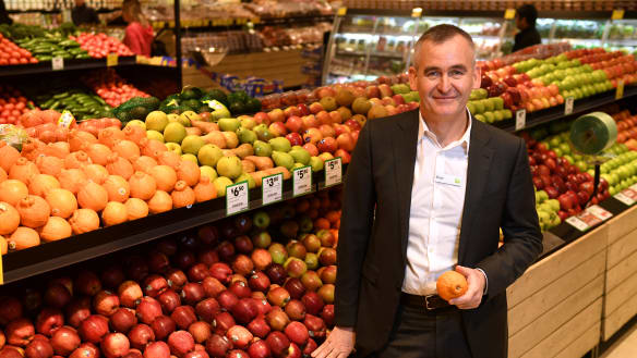 Why Woolies boss thinks Uber Eats is a bigger threat than Amazon