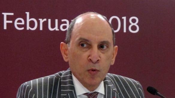 'Very challenging position': Qatar Airways chief says a woman can't do his job