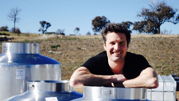 Mada Wine's Hamish Young named as Young Gun of Wine awards finalist