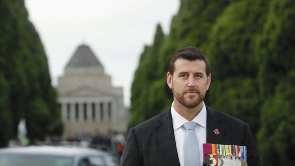VC winner Ben Roberts-Smith among subjects of defence investigation