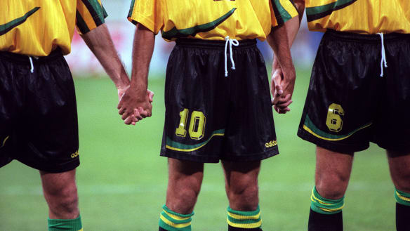 It's time for the Socceroos to do some name dropping