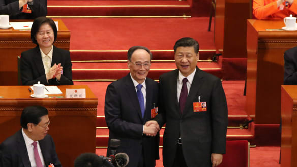 No escape from politics as China's parliamentary season closes