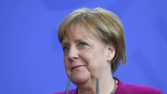 We must attract more women to survive, Angela Merkel tells her party