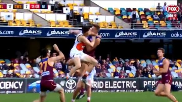 Seeing red: Why the AFL needs a send-off rule