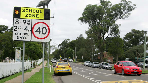 Woman charged with high range drink driving after school zone crash