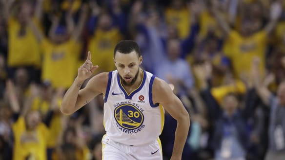 Warriors rout Rockets to send series the distance