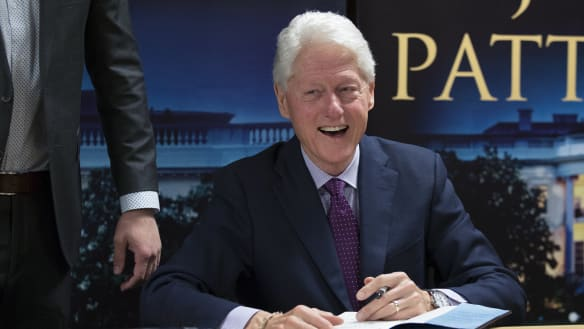 Bill Clinton's debut novel a bestseller with 250,000 copies in first week