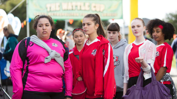 Mustangs FC avoids messages to reflect the real lives of teenage girls
