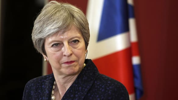 May 'locks in Brexit' with multi-million national health fund boost