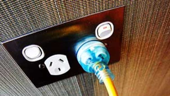 Plug in for pre-paid power bills