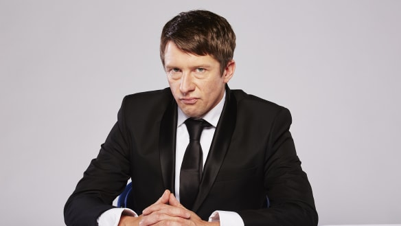 Jonathan Pie review: Blistering attacks on both sides of politics