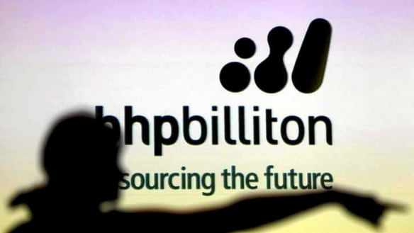 Poor coal results fail to spoil BHP's party