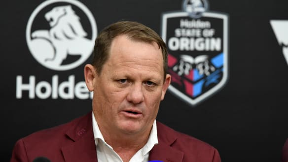 Kevin Walters short and sharp as Maroons prepare for resurgence