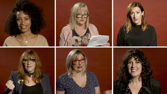 Dear me: comedians offer a word of advice to their younger selves