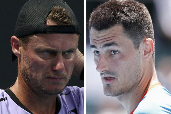 Tomic made threats against my family, tried to blackmail me, Hewitt claims