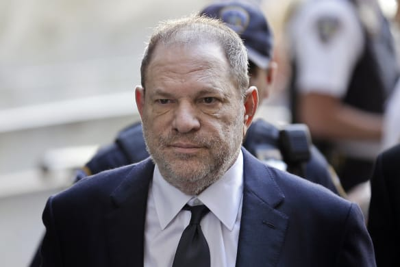 Harvey Weinstein's lawyer denies producer told magazine he traded acting roles for sex