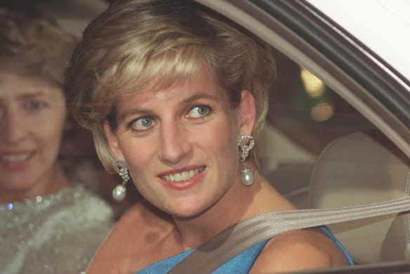 Princess Diana's photographer named in new sexual misconduct report