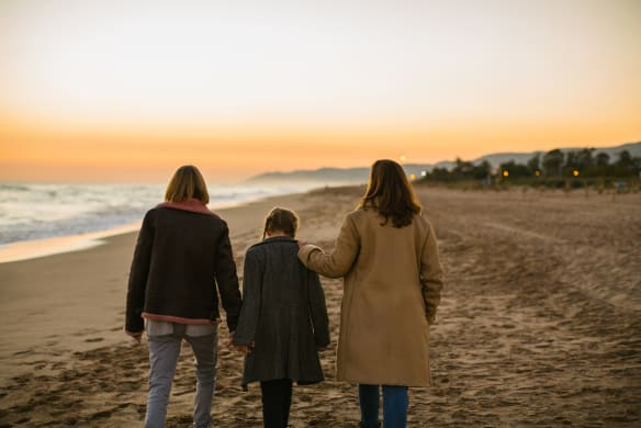 Dear Jess: My mother-in-law is always at my house