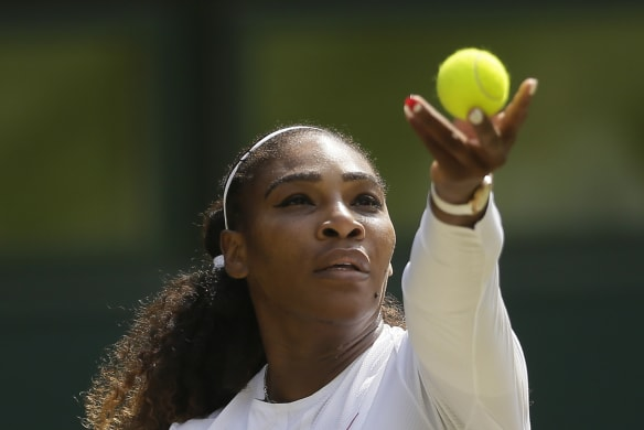 I'm glad Serena did it for mums, but who will do it for workplaces?