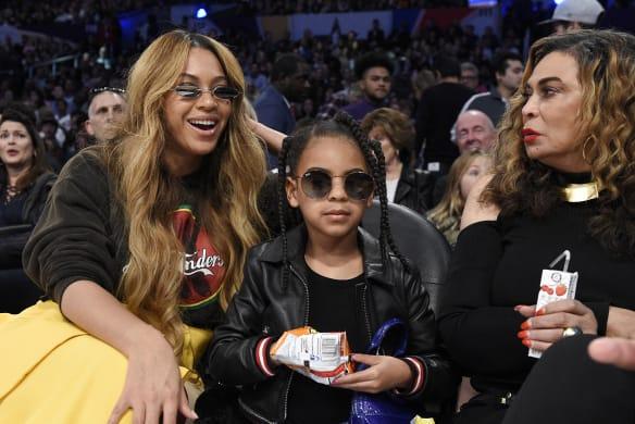Blue Ivy is Louis Vuitton's latest celebrity fan