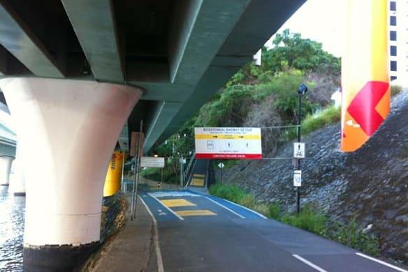 Part of Brisbane bikeway closes for 12 months