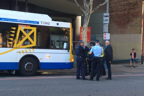 Campbell Newman under fire from both sides over comments on bus fatality