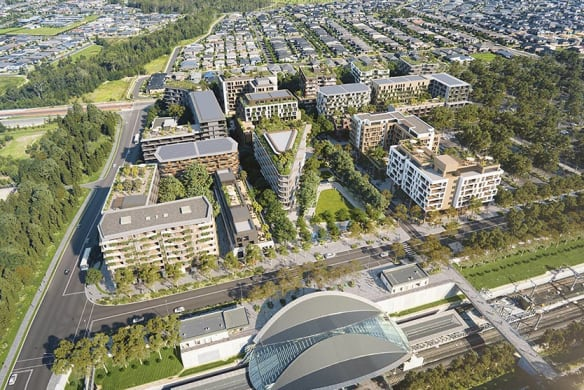 Revealed: Plans for first lot of 11,000 apartments along  Sydney Metro