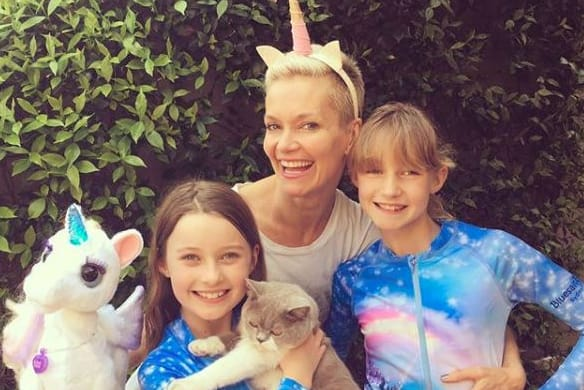 Jessica Rowe: Why I decided to put my family first