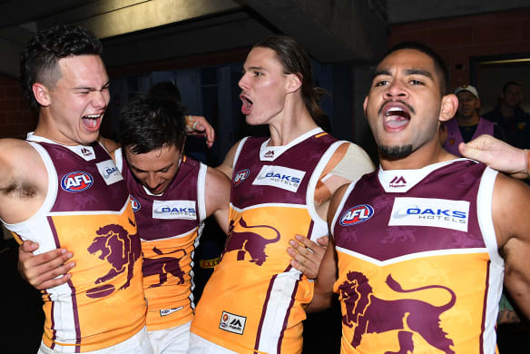 'You don't see that every day': The rituals that set AFL teams apart