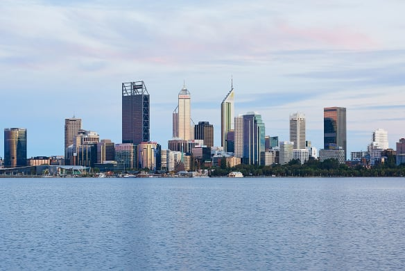 The view from the inside... what it's really like to live in Perth's CBD