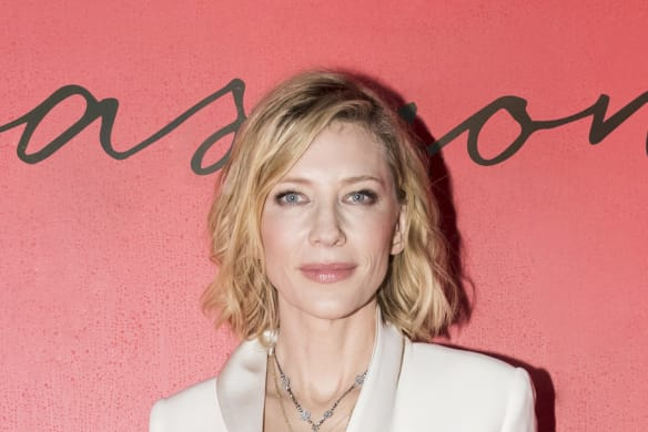 Si sells she smells despite Cate uproar