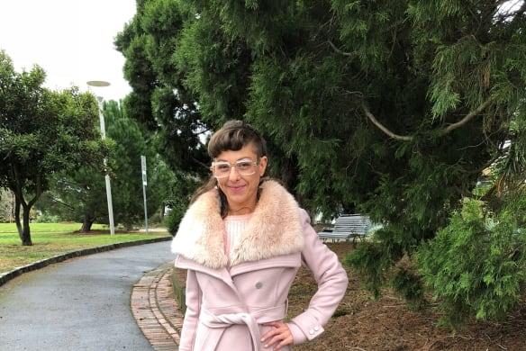 Elena Sanfilippo: I like having an ugly piece and making it modern.