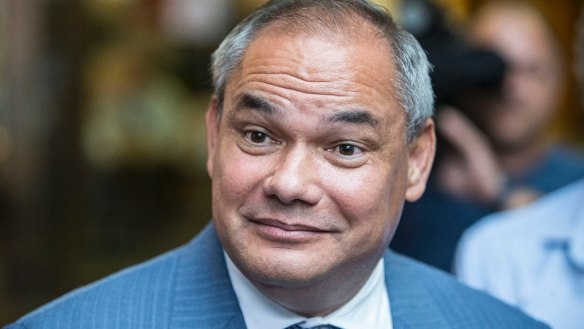 Gold Coast Mayor Tom Tate banned the ABC from a press conference