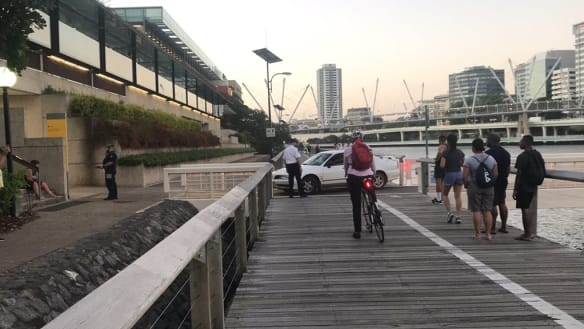 Call to investigate South Bank boardwalk safety after  'drunk' driver incident