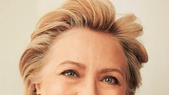 Hillary Clinton's trick for anxiety relief is right under your nose