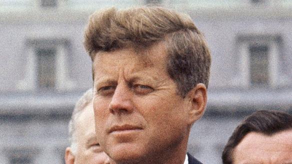 John F Kennedy was killed on November 22, 1963.