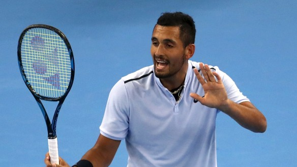 Nick Kyrgios to sit out the rest of 2017 season