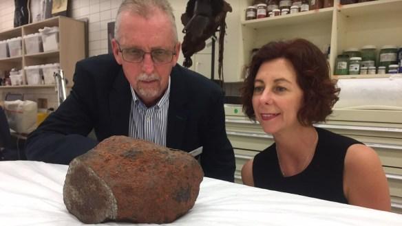 Meteorite found in Qld Gulf tells secrets from 4 billion years ago