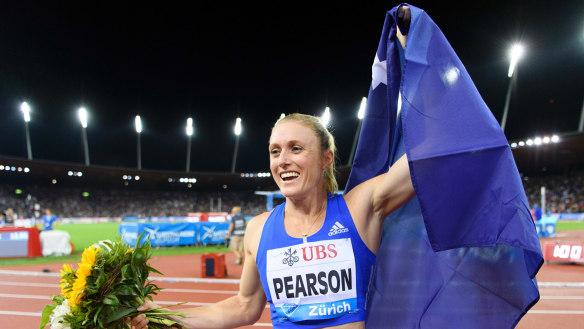 Sally Pearson happy to fly solo as she plots her path towards Tokyo Olympics