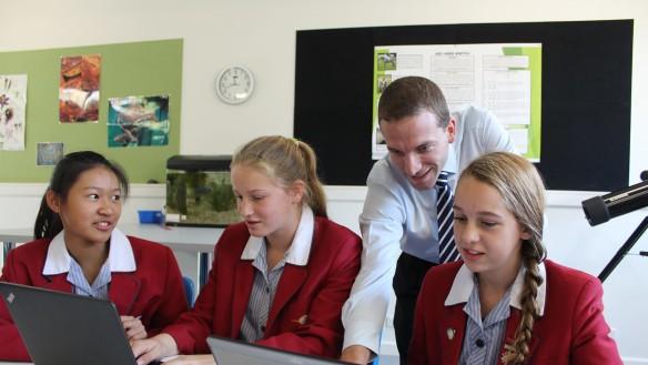 Lifelong learners drawn to teaching