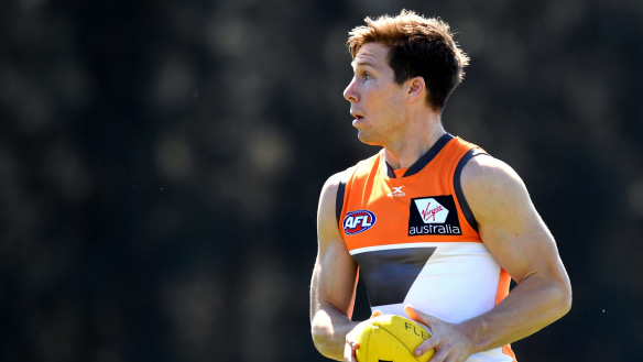 Giants star Toby Greene can expect a hostile reception from Richmond fans.