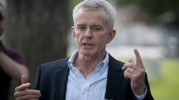 His Honour Paul Murray finds Malcolm Roberts is not an alien