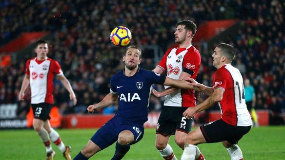 Flu virus helps Southampton hold Tottenham to draw