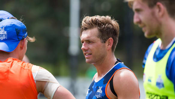 AFLX: Clean ball use, not pace, crucial in short format, says Shaun Higgins