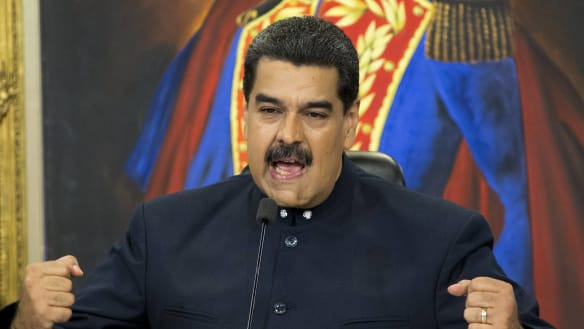Venezuela cuts off air and sea traffic with three neighbours