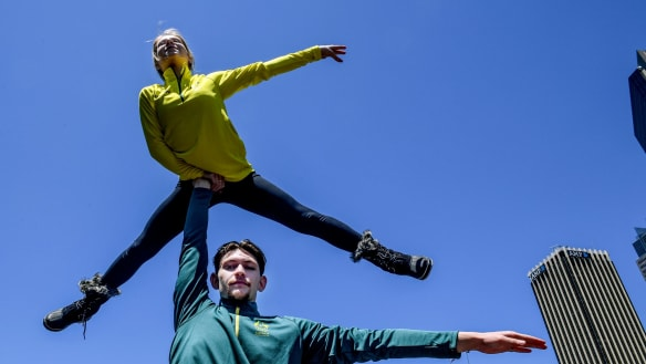 Wrong turn the right choice for Australia's first Indigenous Winter Olympian Harley Windsor