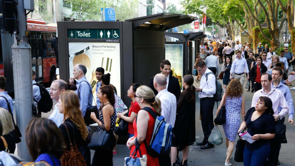 City of Sydney wants free WiFi in first street furniture update since 1989